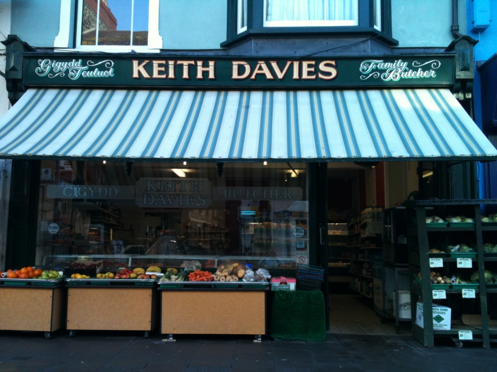 Keith Davies Butcher